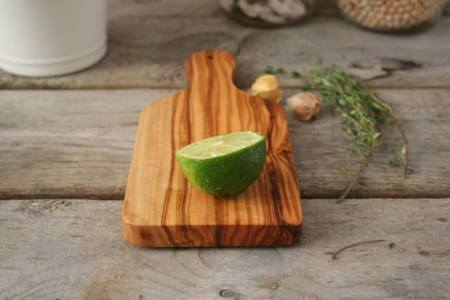Olive Wood Cutting Board and other eco friendly gifts
