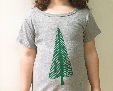 Organic Cotton Kids T-shirt and other eco friendly gifts