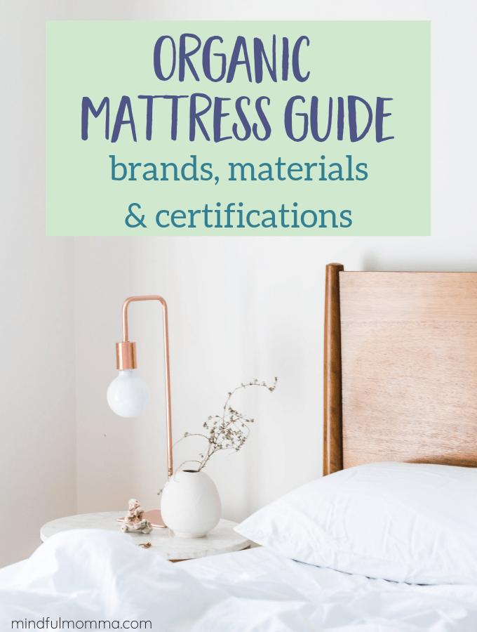 Organic Mattress Buying Guide How To Find The Best Non Toxic Mattress