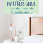 Organic Mattress Buying Guide