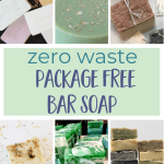 Package free bar soap