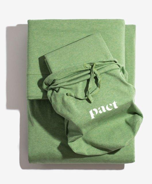 Pact favorite tee bedding set