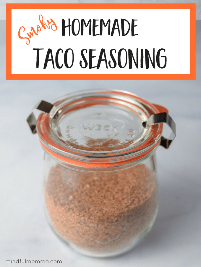 Make This Smoky Taco Seasoning & You'll Never Miss The Packet