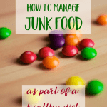 Teaching Kids How to Manage Junk Food as Part of a Healthy Diet