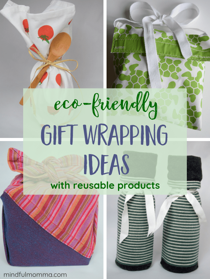 Unique Eco-Friendly Gift Wrap Ideas with Reusable Products