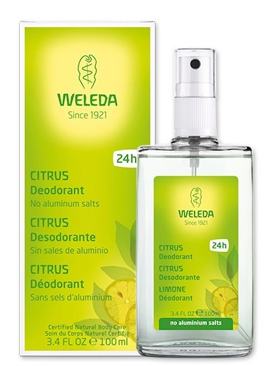 Weleda and other natural deodorants that work
