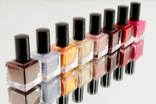 nail polish - ingredients to avoid