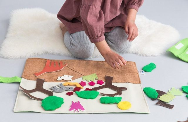 Forest Habitat Storyboard eco-friendly gifts