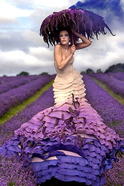 Photomentary: Wonderland Images by Kirsty Mitchell
