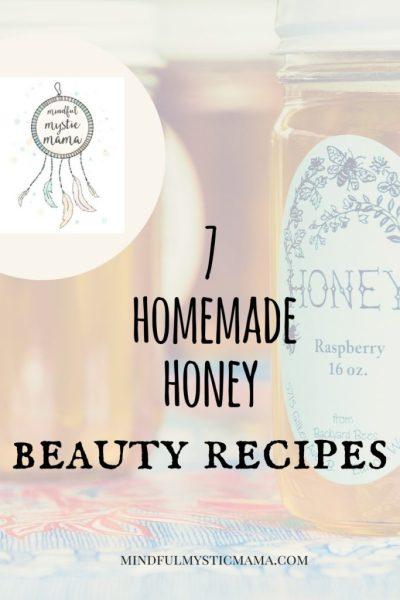 7 Homemade Honey Beauty Recipes