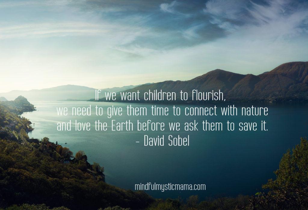 beyond ecophobia