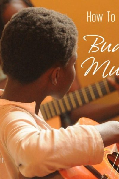 How to Support Your Budding Musician