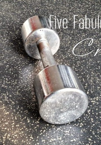 Five Fabulous & Intense Crossfit WOD's