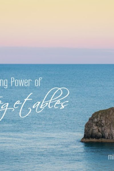 The Healing Power of Sea Vegetables