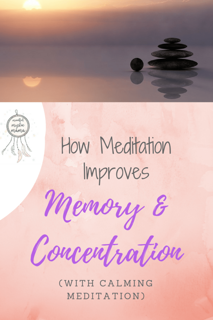 meditation for memory and concentration