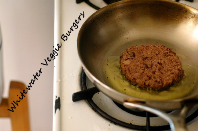 burgers, veggie burgers, vegetarian burgers, whitewater veggie burgers