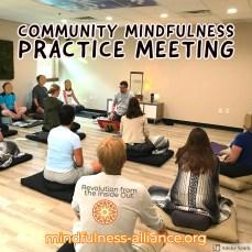 Community Practice Meeting