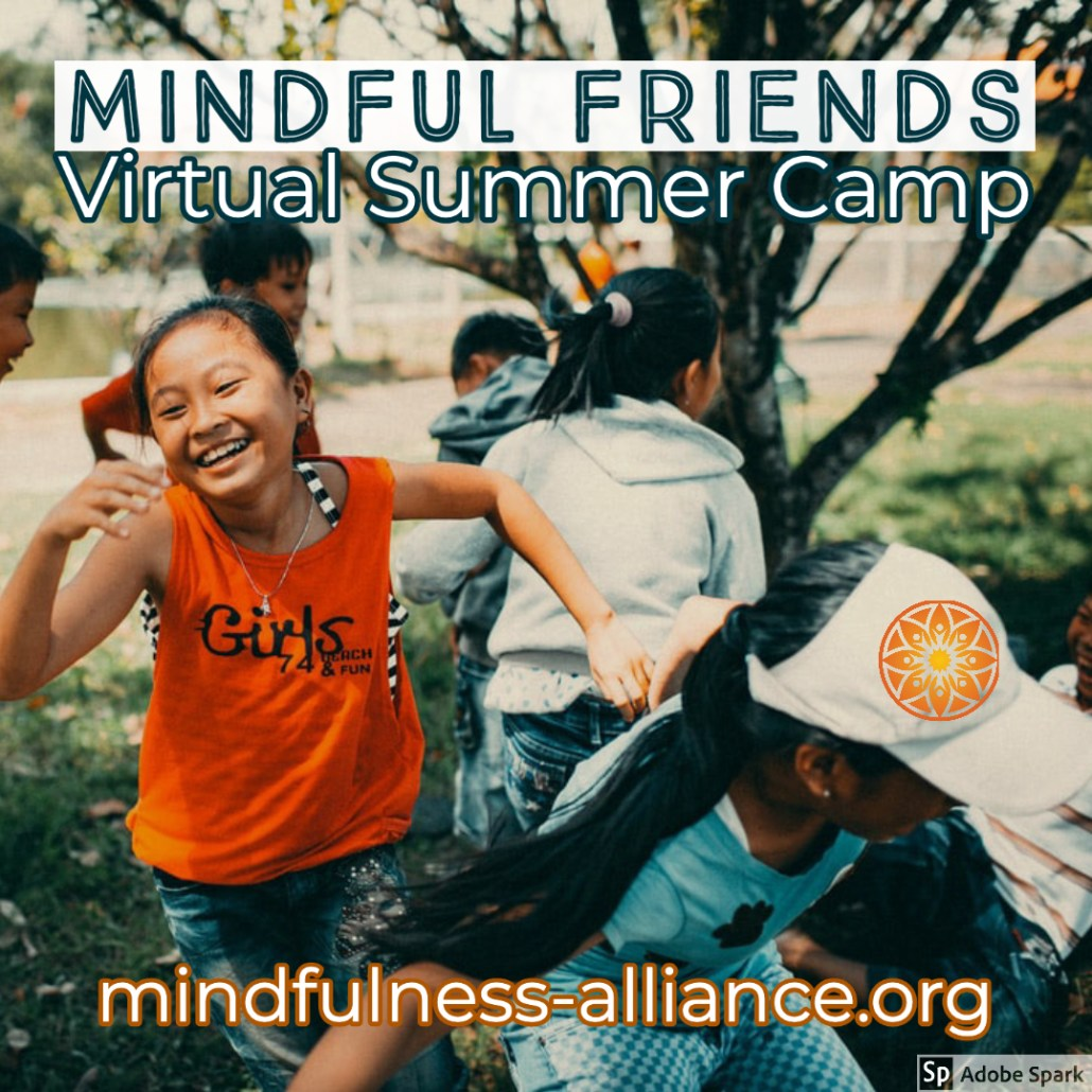 Mindfulness Virtual Summer Camp