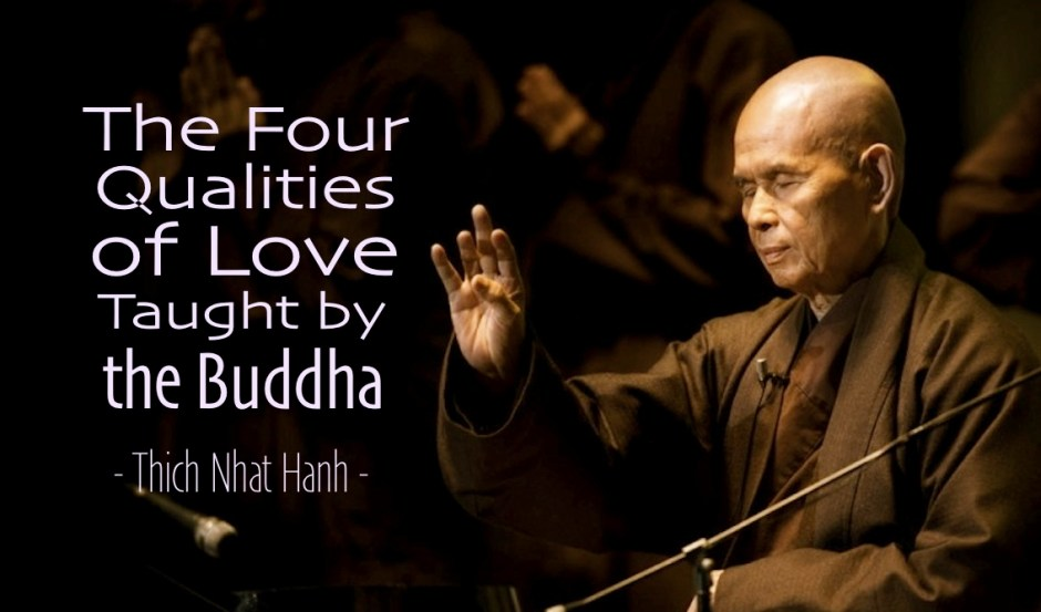 4 qualities of love