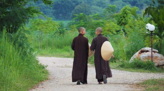 2 monks