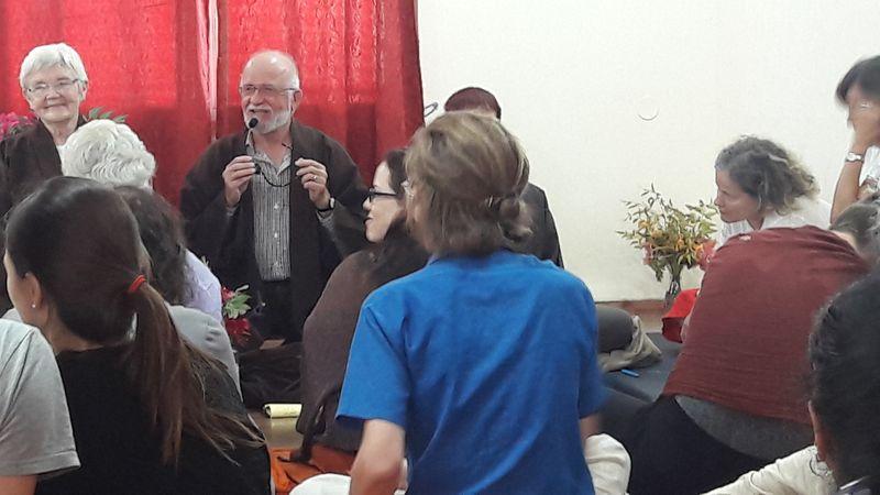 At the retreat, Hukuk