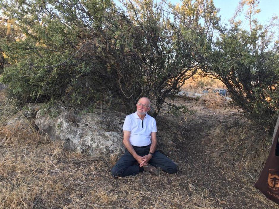 Baruch, meditation