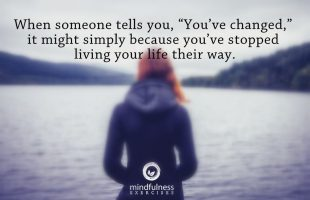 Mindfulness Quote and Image 108