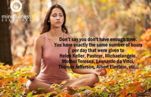 Mindfulness Quote and Image 111
