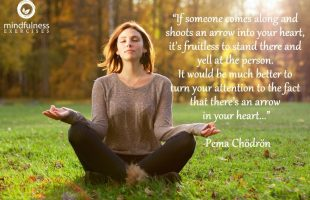 Mindfulness Quote and Image 130