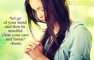 Mindfulness Quote and Image 145