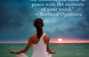 Mindfulness Quote and Image 157