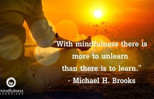 Mindfulness Quote and Image 163