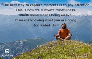 Mindfulness Quote and Image 196