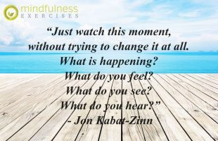 Mindfulness Quote and Image 206
