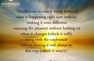 Mindfulness Quote and Image 32