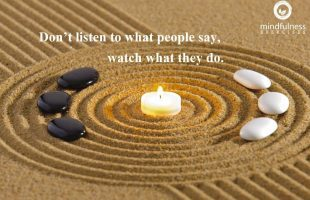 Mindfulness Quote and Image 58
