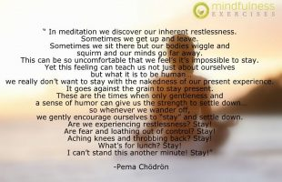 Mindfulness Quote and Image 80