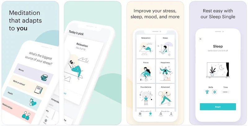 Balance Meditation App Review