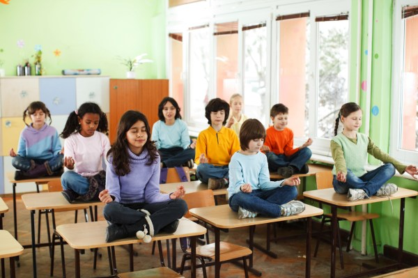 Middle School Yoga and Mindfulness