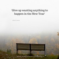 Give up wanting