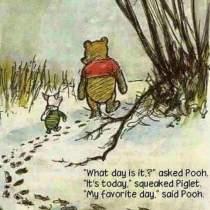 Alweer een favoriete dag!