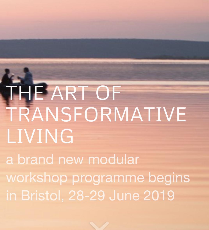 The Art of Transformative Living - Neya
