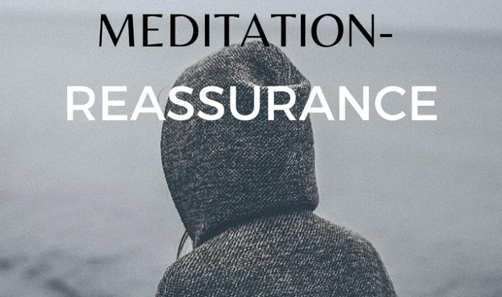 6 Scriptures for meditation