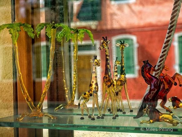 Murano souvenirs