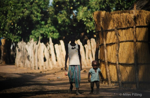 Tendaba Village, The Gambia, 2000