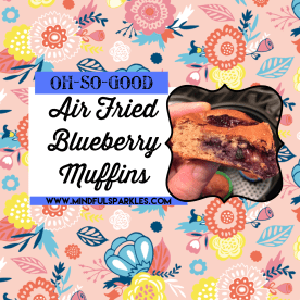 Oh-So-Good Blueberry Muffins