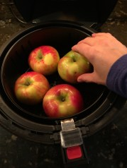 How Big Is the Inside? It is 4 regular Sized Apples Sized.