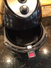 Inside View of Air Fryer
