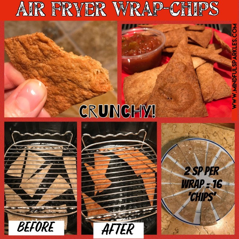 Air Fryer Visual Guide