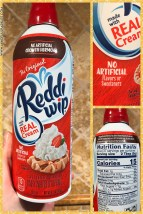 Real Whipped Cream Makes All the Difference